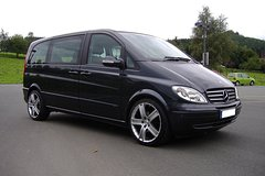 Imagen Private Arrival Transfer: London Luton Airport to Central London in a Luxury Van