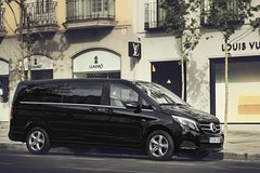 Imagen Arrival Private Transfer Luxury Van LIN airport to Milan