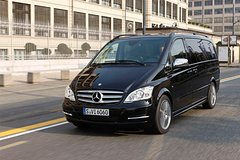 Imagen Private Departure Luxury Van Transfer: Central London to London City Airport
