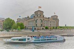 Imagen Croisière de 1heure dans la ville de Berlin: l'histoire et les principales attractions