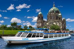 Imagen See all of Berlins EAST and WEST from the water in 3,5 hour