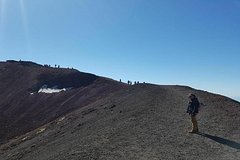 Etna Morning private car and guide from Taormina