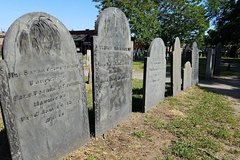 Historical Salem Cemetery Walking Tour