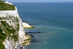 Imagen Themed Half-Day Tour of Folkestone, Battle of Britain Memorial and White Cliffs with Traditional English Cream Tea