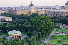 Full Day Private Trip to Vienna with Personal Guide from Prague Private Car Transfers