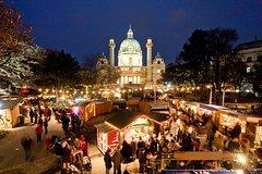 Private Vienna Christmas Tour from Prague Private Car Transfers