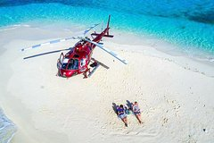 Sand Cay Experience: Great Barrier Reef Scenic Flight, Gourmet Picnic & Snorkel