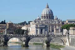 Vatican Museums with Early Bird Entrance Semi-Private Tour