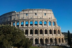 Gladiator Experience: Ancient Rome with Special Access From the Arena for Kids