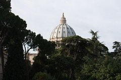 Vatican Restricted Areas Sistine Chapel and St Peter's Fast Track Private Tour