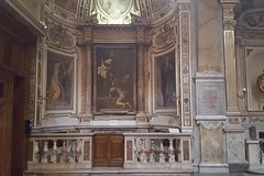 In The Footsteps of Bernini, Caravaggio, Raphael And Michelangelo