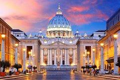 Imagen St.Peter's Church Rival Genius Tour: Leonardo vs Michelangelo