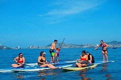 Imagen Stand Up Paddleboarding Lesson in Acapulco