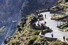 Imagen Cañón del Colca en un día desde Arequipa