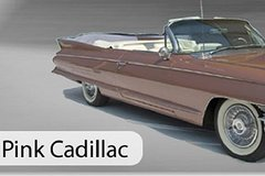 PINK CADILLAC Sightseeing tour of Montreal