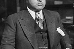 A Day with AL Capone