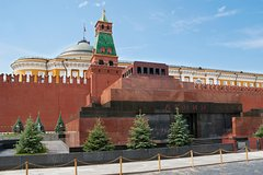 Tour to The  Lenin Mausoleum in Moscow Russia
