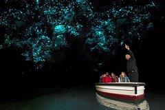 Imagen Hobbiton Movie Set and Waitomo Glowworm Caves: Tauranga Shore Excursion