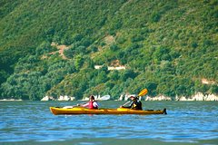 Imagen Kayak in the Lake Pancharevo with lunch Day Trip
