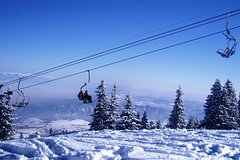 Imagen Private Day Trip to the Vitosha Mountain for Winter Sports and SPA