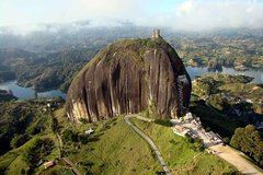 City tours,Full-day tours,Excursion to Guatapé