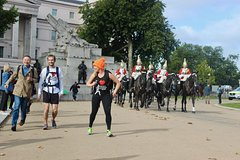 Imagen Chasing of the Guard London Running Tour
