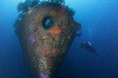 Imagen HMNZS Canterbury Dive Charters