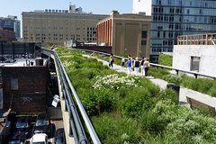 High Line and Hudson Yards