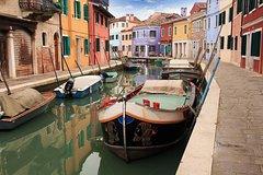 Islands of Venice Murano Burano and Torcello