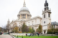Private London Tour with Guard Change and St Pauls Cathedral Private Car Transfers
