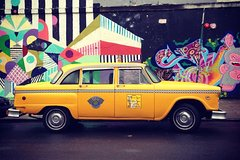 Manhattan Famous Movie Locations Private Tour by Vintage NYC Taxi Cab
