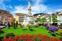 Private Half-day Tour: the Historical Center of Bolzano and Roncolo Castle