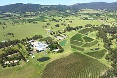 Imagen Helicopter Tour of Hunter Valley in New South Wales with Lunch