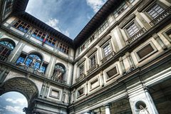 Visit the Uffizi Gallery in the morning