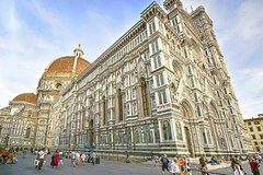 Florence Accademia and Uffizi Galleries Tour with City Sights