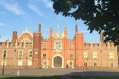 Imagen Hampton Court Palace Grounds Bike Tour