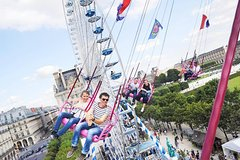 Imagen Summer funfair ride & Galeries Lafayette walking tour - Seasonal