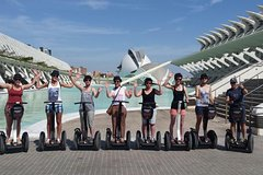 Imagen Valencia Millennium Segway Tour