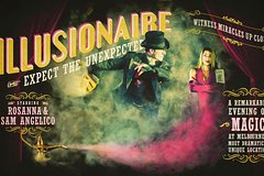 Imagen Melbourne Illusionaire Magic and Comedy Show