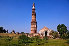 Delhi Sightseeing Full-Day Tour with Chauffeur and Guide
