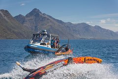 Imagen Hydro Attack Boat Trip and Shark Ride in Queenstown