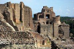 Birth of Rome: Palatine Hill plus Skip-the-Line Colosseum Ticket