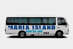 Imagen Roundtrip Maria Island Shuttle Bus Hobart to Triabunna