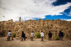 City tours,City tours,Excursion to Moon Valley,La Paz Tour