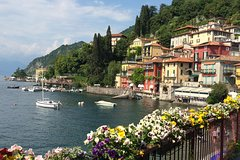 Lake Como, Bellagio And Varenna