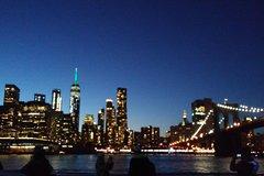 Night Time Downtown NYC Walking Tour