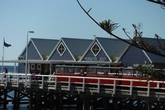 Imagen Busselton Jetty Including Train Ride and Underwater Observatory Tour