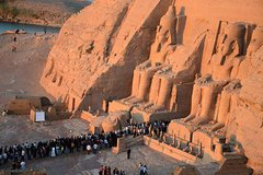 Private Tour: Abu Simbel by road from Aswan