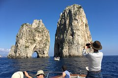 Capri Small-Group Tour by Boat from Sorrento