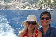 Positano & Amalfi coast small group tour by boat